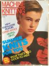Machine Knitting Monthly magazine - July 1988