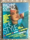 Machine Knitting Monthly magazine - April 1989