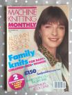 Machine Knitting Monthly magazine - September 1990