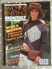 Machine Knitting Monthly magazine - October 1991
