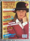 Machine Knitting Monthly magazine - November 1991