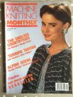 Machine Knitting Monthly magazine - January 1992