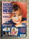 Machine Knitting News magazine - November 1997